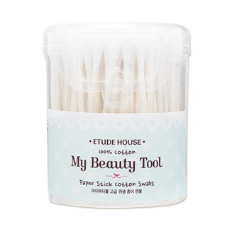 [ETUDE HOUSE] My Beauty Tool Paper Stick Cotton Swabs