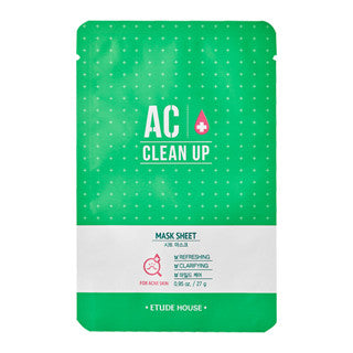[ETUDE HOUSE] AC Clean Up Mask
