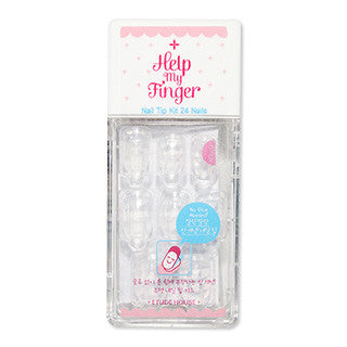 [ETUDE HOUSE] Help My Nail Finger Nail Tip Kit