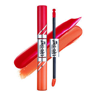 [ETUDE HOUSE] Twin Shot Lips Tint New
