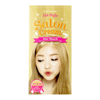 [ETUDE HOUSE] Hot Style Salon Cream Hair Bleach
