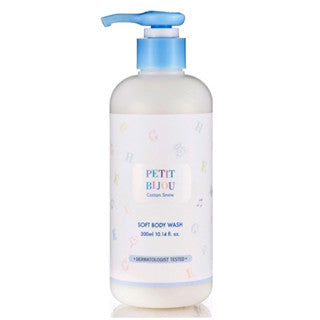[ETUDE HOUSE] Petit Bijou Cotton Snow Soft Body Wash