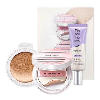 [ETUDE HOUSE] Any Cushion All Day Perfect SET