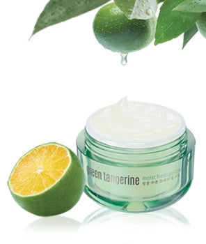 [GOODAL] Green Tangerine Moist Fresh Gel Cream