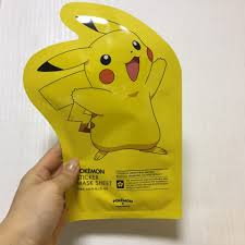 [TONYMOLY] Pokemon Sticker Sheet Mask