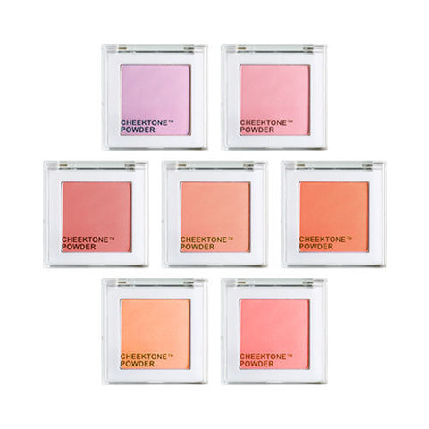 [TONYMOLY] CHEEKTONE Single Blusher (Powder type)