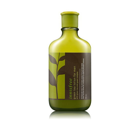 [Innisfree] Grean Tea Lotion for Men