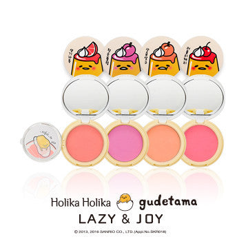 [Holika Holika] Gudetama Jelly Dough Blusher