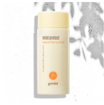 [GOODAL] Mild Protect Sun Natural Filter Sun Fluid