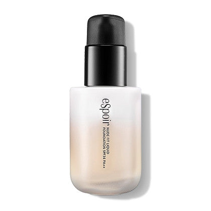 [Espoir] Nude Fit Liquid Foundation