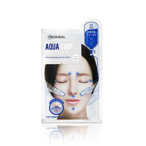 [Mediheal] Circle Point Aqua Chip Mask