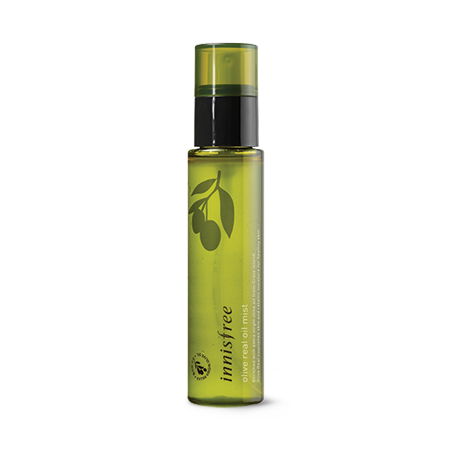 [Innisfree] Olive Real Oil Mist