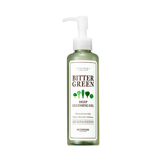 [SKINFOOD] Bitter Green Deep Cleansing Gel