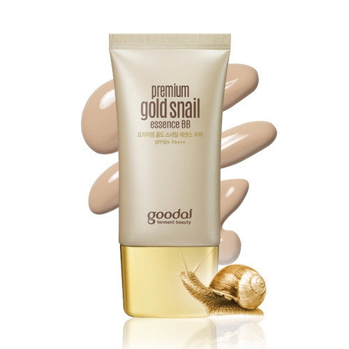 [GOODAL] Premium Gold Snail Essence BB