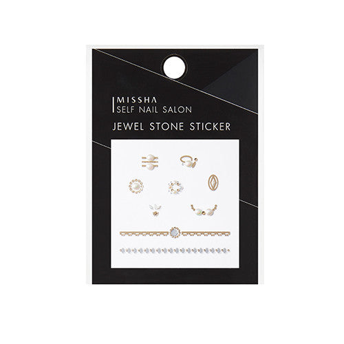 [MISSHA] Self Nail Salon Jewel Stone Sticker #1