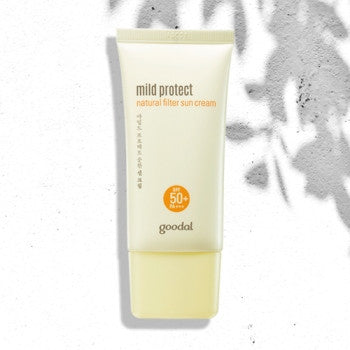 [GOODAL] Mild Protect Natural Filter Sun Cream