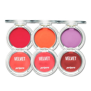 [PERIPERA] Clear Velvet Cheek