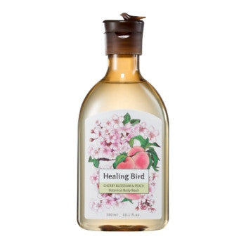 [Healing Bird] Botanical Body Wash (Cherry Blossom & Peach)