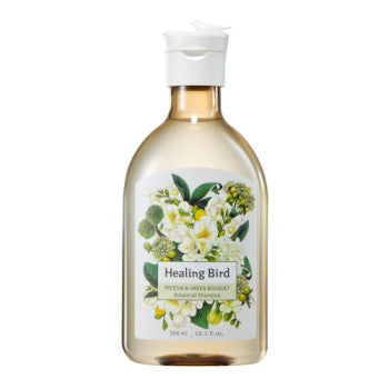 [Healing Bird] Botanical Shampoo (Freesia & Green Bouquet)