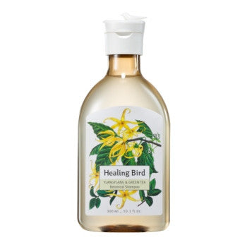 [Healing Bird] Botanical Shampoo (YlangYlang & Green Tea)