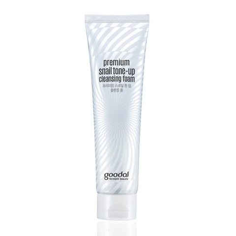 [GOODAL] Premium Snail Tone Up Cleansing Foam