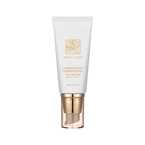 [MISSHA] [Signature] Complexion Coordinating BB Cream SPF43 / PA+++ [White]