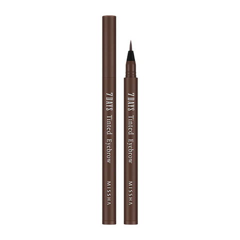 [MISSHA] 7days Tinted Eyebrow [Sinopia Brown]