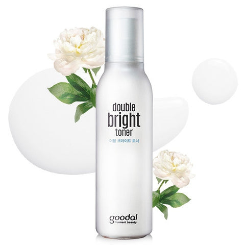 [GOODAL] Double Bright Toner
