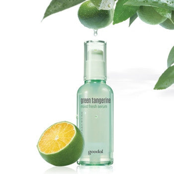 [GOODAL] Green Tangerine Moist Fresh Serum