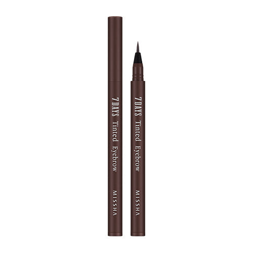 [MISSHA] 7days Tinted Eyebrow [Maroon Brown]