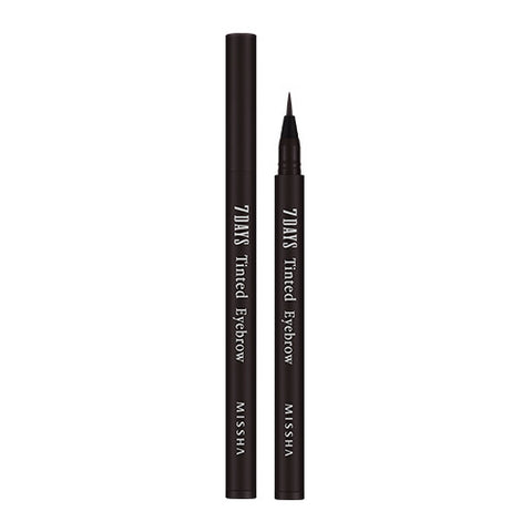 [MISSHA] 7days Tinted Eyebrow [Sepia Brown]