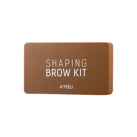 [APIEU] Shaping Brow Kit [Dark Brown]