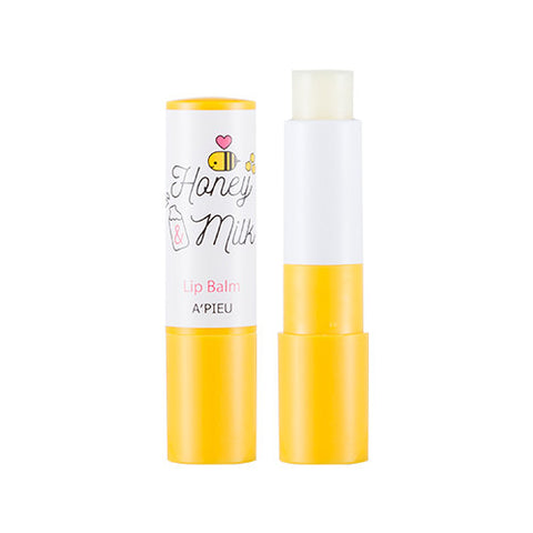 [APIEU] Honey & Milk Lip Balm