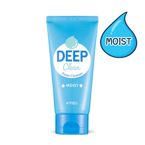 [APIEU] Deep Clean Foam Cleanser (Moist)