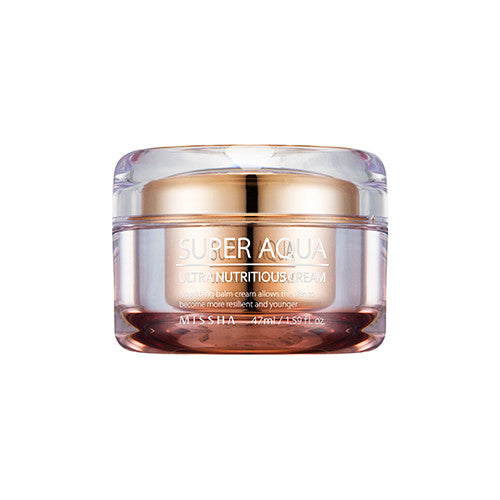 [MISSHA] Super Aqua - Ultra Nutritious Cream