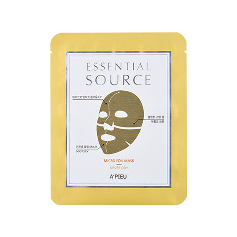 [APIEU] Essential Source Micro Foil Mask (never dry)