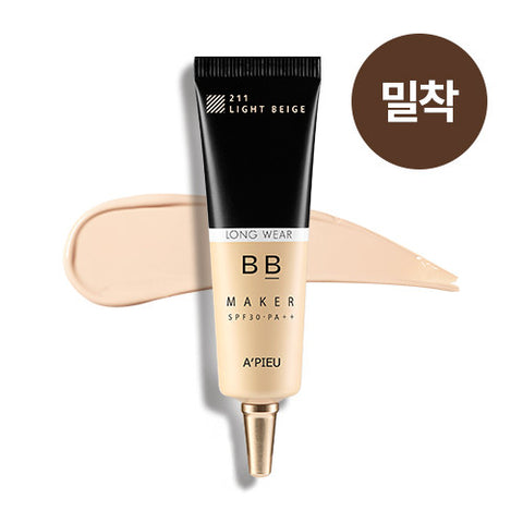 [APIEU] BB Maker SPF30,PA++ (Long Wear) #211 Light Beige