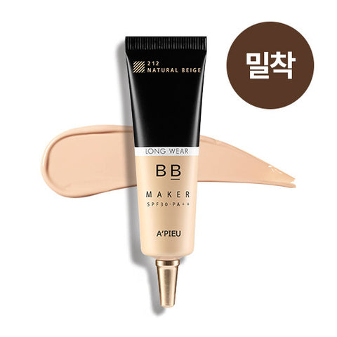[APIEU] BB Maker SPF30,PA++ (Long Wear) #212 Natural Beige