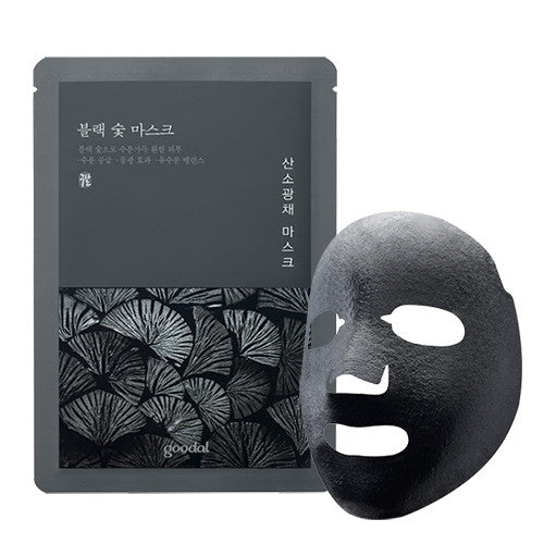 [GOODAL] Black Charcoal Mask