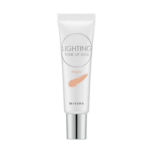 [MISSHA] Lighting Tone Up Base SPF30 PA++ [Peach]