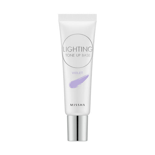 [MISSHA] Lighting Tone Up Base SPF30 PA++ [Violet]