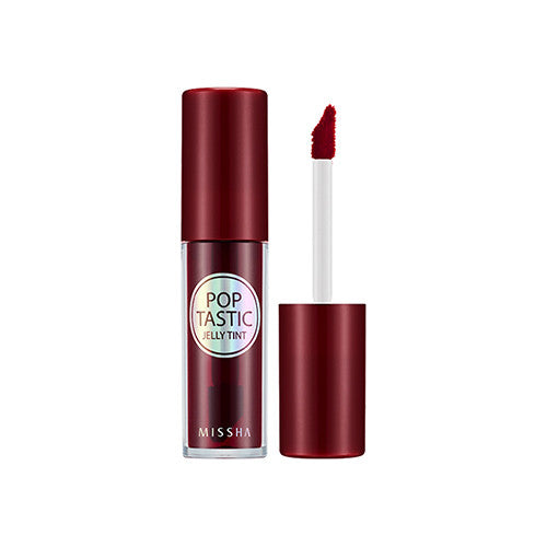 [MISSHA] Poptastic Jelly Tint [Club Red]