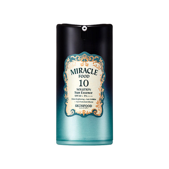 [SKINFOOD] Miracle Food 10 Solution Sun Essence SPF50+ PA+++