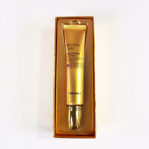 [TONYMOLY] Intense Care Gold 24K Snail Eye Cream