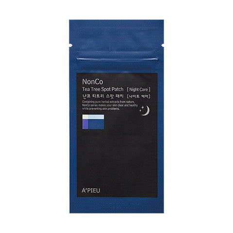 APIEU Nonco Tea Tree Spot Patch Night Care