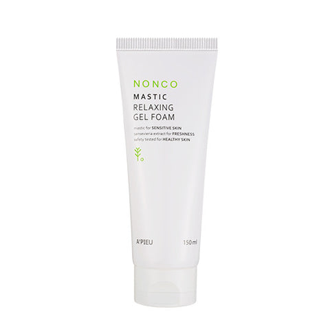 [Apieu] Nonco Mastic Relaxing Gel Foam