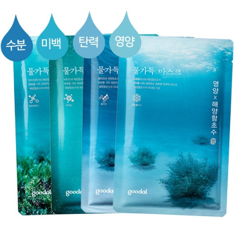 [GOODAL] Water full Mask (5EA)
