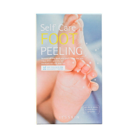 [IT'S SKIN] Selfcare Foot Peeling