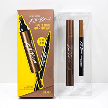 [CLIO] Tinted Tattoo Kill Brow XP Master set