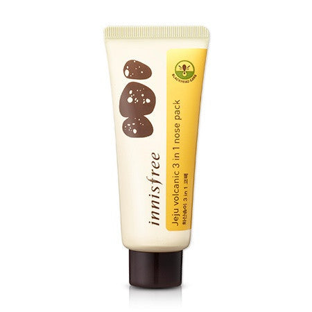 Innisfree Jeju Volcanic Liquid Nose Pack 3In1